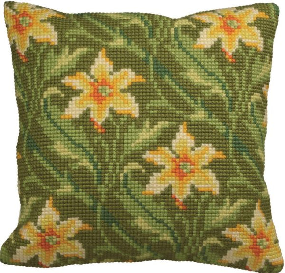 Myrtle CROSS Stitch Tapestry Kit, Collection D'Art CD5118