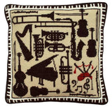 Tapestry Kit Needlepoint Kit, Music, Instruments Tapestry (OO)