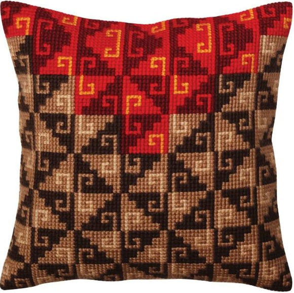 Peruvian CROSS Stitch Tapestry Kit, Collection D'Art CD5369