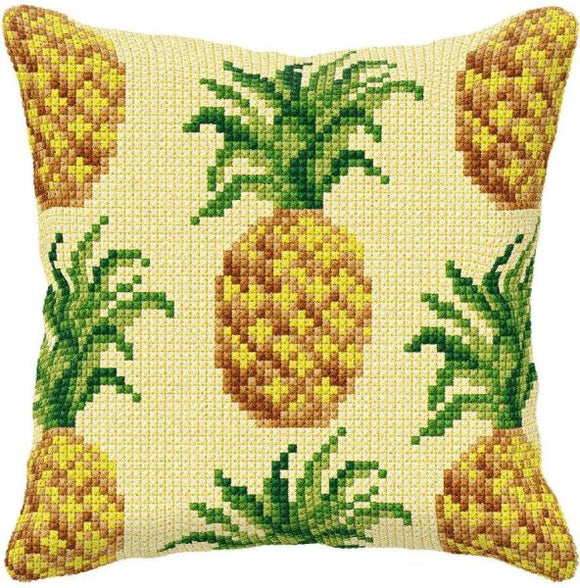 Pineapples CROSS Stitch Tapestry Kit, Orchidea ORC9587