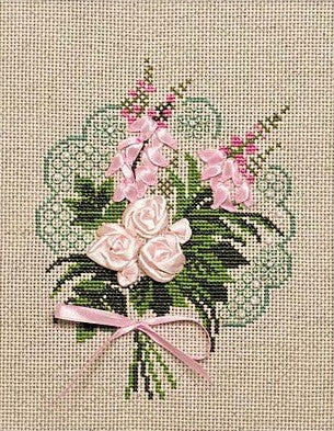 Bouquet of Tenderness, Riolis Counted Cross Stitch Kit, Riolis R1073