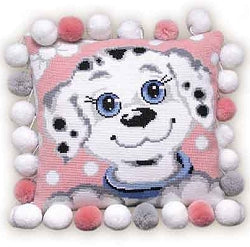 Dalmation Dog Cross Stitch Kit Riolis R370