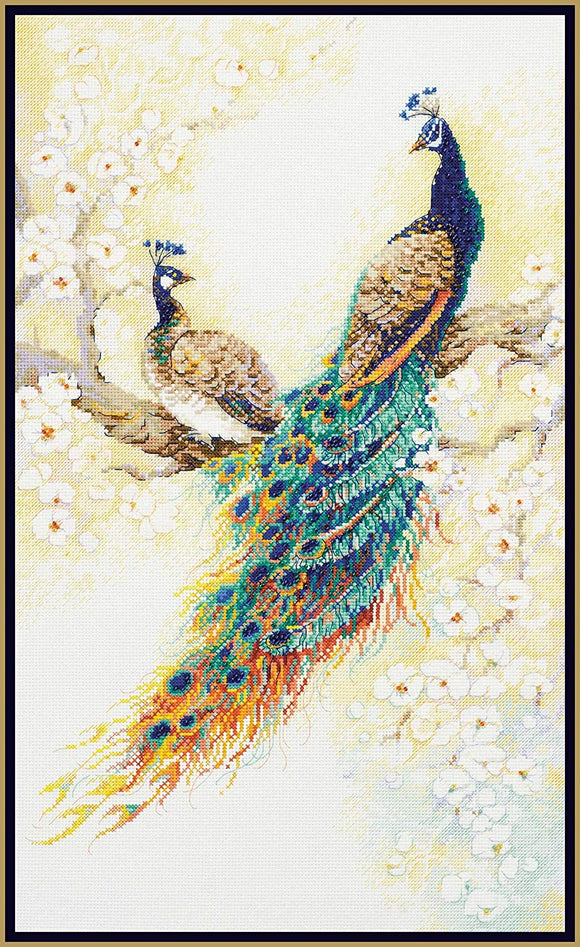 Cross Stitch Kit Persian Garden, Counted Cross Stitch Riolis R100/029