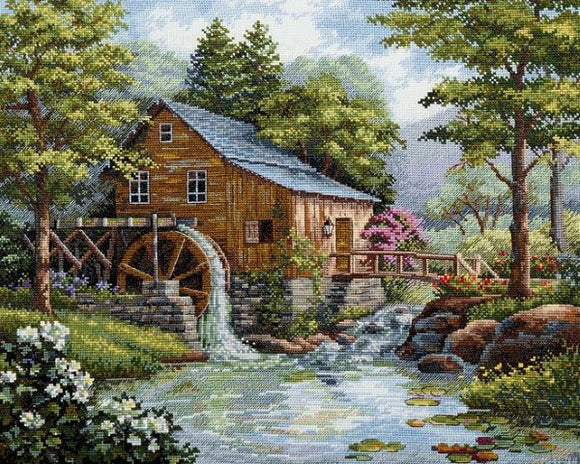 Song of Summer Cross Stitch Kit, Merejka K-166