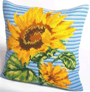 Sunflower CROSS Stitch Tapestry Kit, Collection D'Art CD5085
