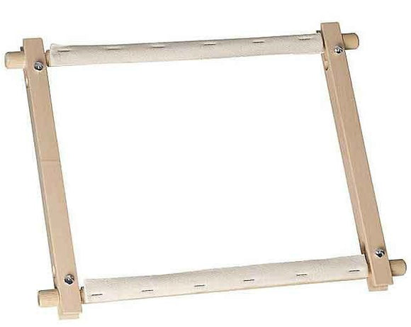 Tapestry Frame, Cross Stitch Embroidery Rotating Roller Frame 12