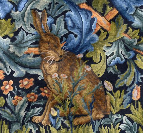 William Morris Hare Tapestry Needlepoint Kit C120K/77