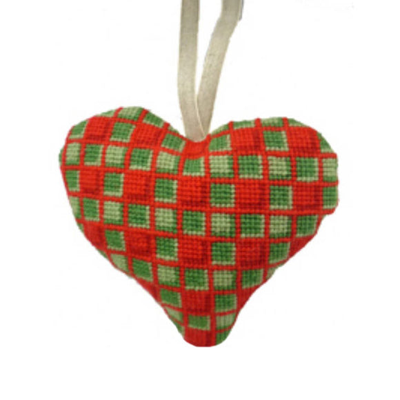 Tapestry Kit Tartan Heart, Cleopatra's Needle