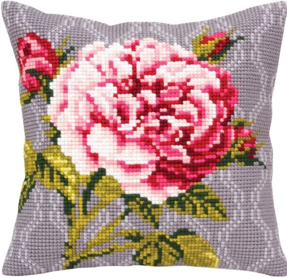 Tender Rose CROSS Stitch Tapestry Kit, Collection D'Art CD5341