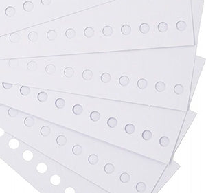 Thread Cards, Thread Organiser Cards, 32 hole Thread Organiser Pack of 10