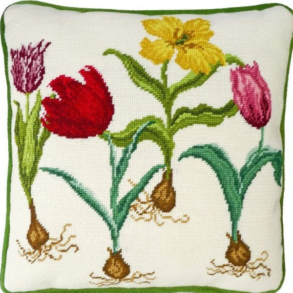 Tulips Tapestry Kit, Needlepoint Kit Bothy Threads TAP5
