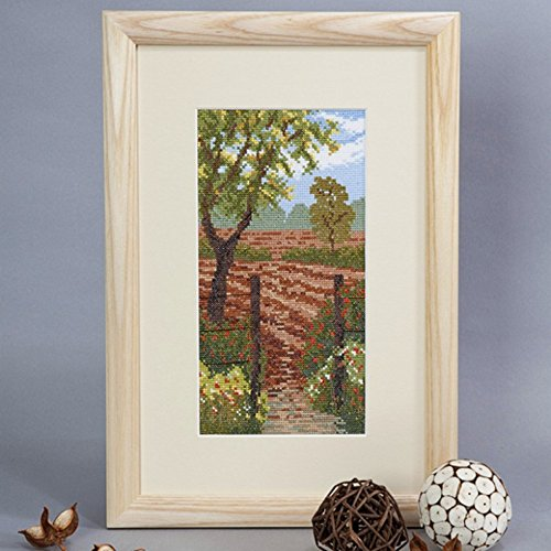 Cross Stitch Kit Autumn Walk, Counted Cross Stitch Twilleys 2890/0018
