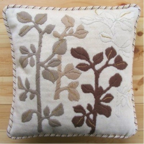 Long Stitch Kit, Contemporary Leaves Long Stitch, Twilleys 2892/0001