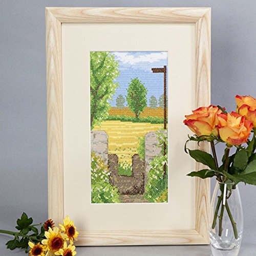 Cross Stitch Kit Spring Walk, Counted Cross Stitch Twilleys 2890/0016