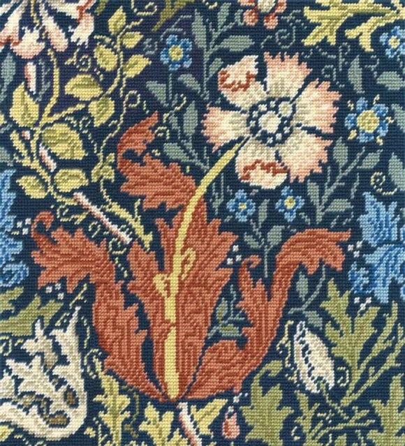 William Morris Compton Tapestry Needlepoint Kit C119K/77