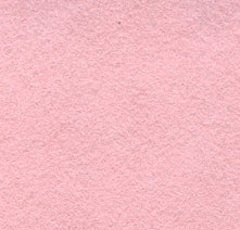 Wool Felt, Premium Wool Felt Fabric - COTTON CANDY Wool Felt - per HALF Meter