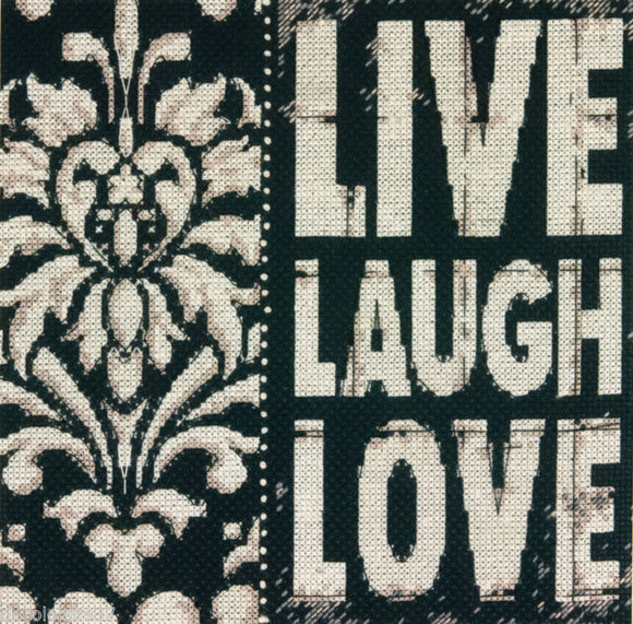 Words to Inspire Cross Stitch Kit, Dimensions D70-35302