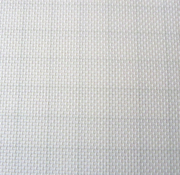 Aida 14 count EASY COUNT Cotton Fabric, Zweigart 14ct Aida - PER METER