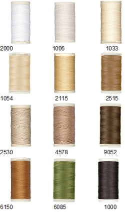 Coats Duet Top Stitch Thread TKT30, Extra Strong Sewing Thread 4642030