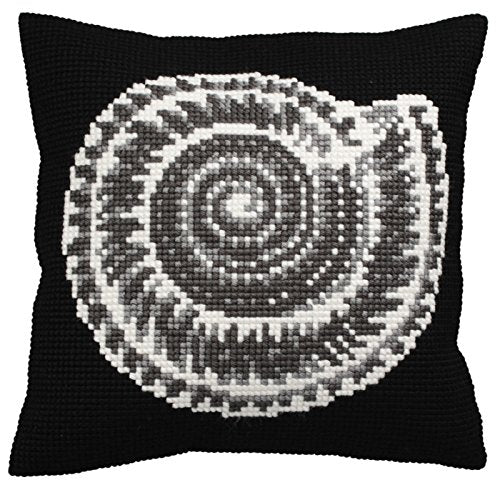 Ammonite CROSS Stitch Tapestry Kit, Collection D'Art CD5142