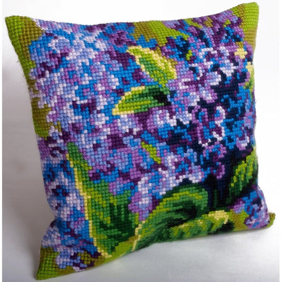 Single Lilac CROSS Stitch Tapestry Kit, Collection D'Art CD5066