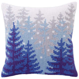 Winter Forest CROSS Stitch Tapestry Kit, Collection D'Art CD5304
