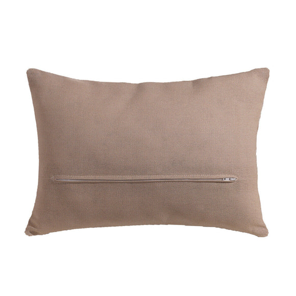 Cushion Back with Zip, 45 x 35cm - Rustic PN-0021055
