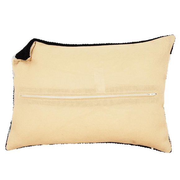 Cushion Back with Zip, 45 x 35cm - Natural PN-0164982