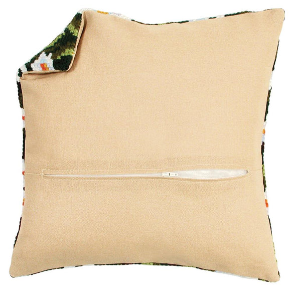 Cushion Back with Zip, 45 x 45cm - Natural PN-0164979