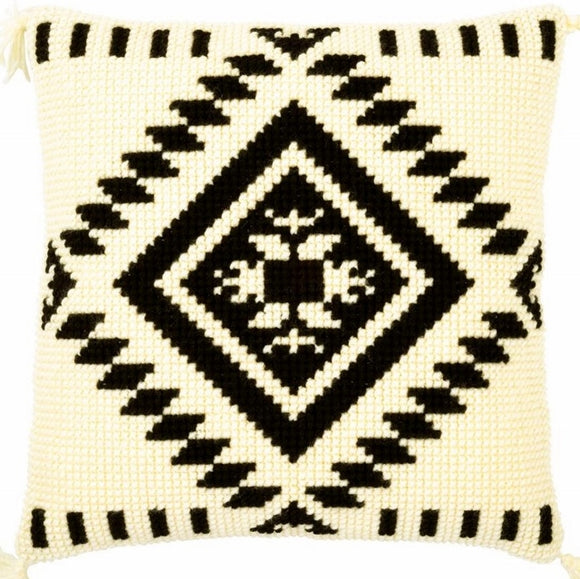Ethnic Diamond CROSS Stitch Tapestry Kit, Vervaco PN-0179014