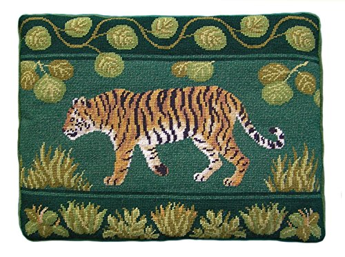 Bengal Tiger Tapestry Kit Needlepoint Kit, The Fei Collection
