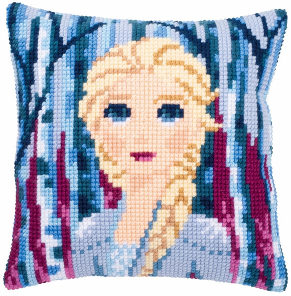 Elsa, Disney Frozen 2 CROSS Stitch Tapestry Kit, Vervaco PN-0182622