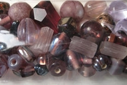 Glass Beads - Luxury Bead Pack - Romantic Keepsakes 2498