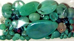 Glass Beads - Luxury Bead Pack -Seafoam 2540