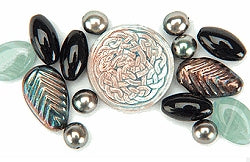 Glass Beads - Luxury Bead Pack -Feature Selection 18.2633