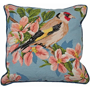 Goldfinch Tapestry Kit Needlepoint, Anchor ALR72