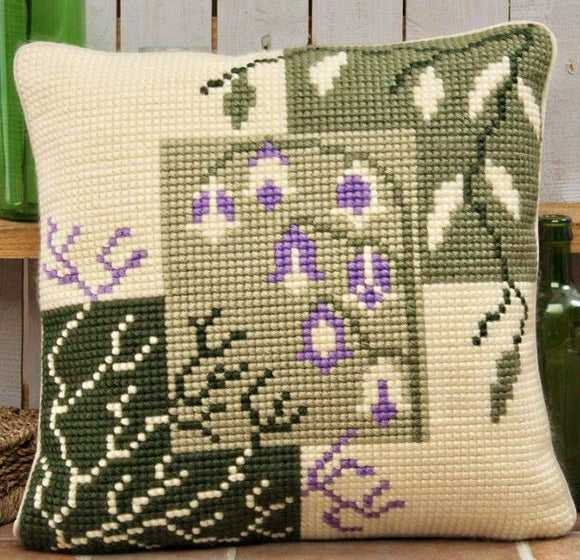 Harebell Large Hole CROSS Stitch Tapestry Kit, Twilleys