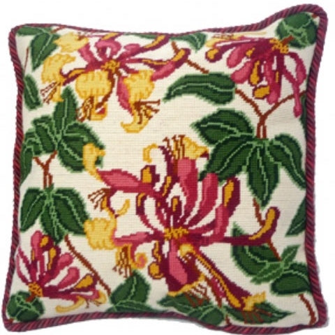 Honeysuckle Tapestry Kit, Cleopatra's Needle -Pink NG50