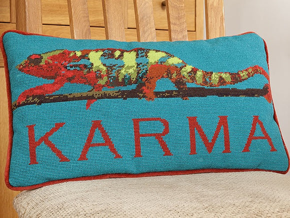 Karma Chameleon Tapestry Kit, Cleopatra's Needle CX7