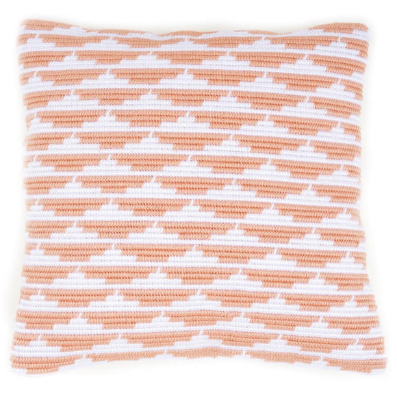 Waves Long Stitch Kit, Vervaco Cushion Front PN-0163265