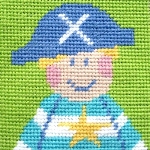 Pirate Tapestry Kit Starter, The Stitching Shed