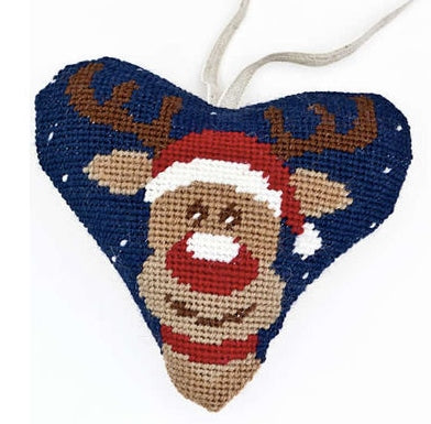Rudolph Heart Tapestry Kit, Cleopatra's Needle