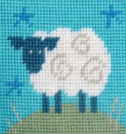 Sheep Tapestry Kit Starter, The Stitching Shed