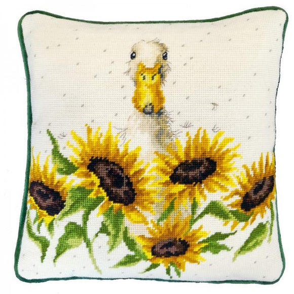 Sunshine Tapestry Kit, Needlepoint Kit Bothy Threads THD44