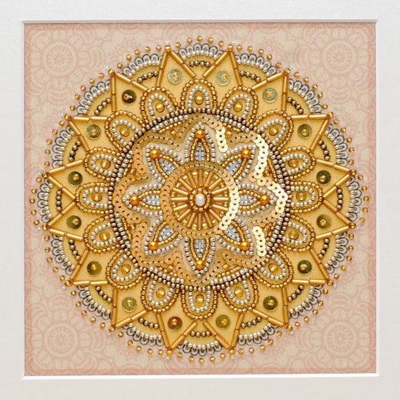 VDV Bead Embroidery Kit The Protector