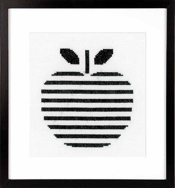 Apple Counted Cross Stitch Kit, Vervaco pn-0156111