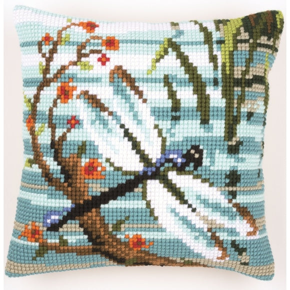 Dragonfly CROSS Stitch Tapestry Kit, Vervaco PN-0145249
