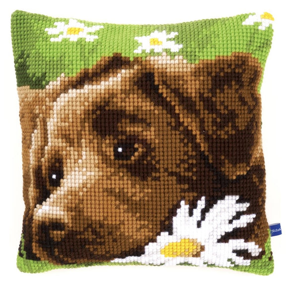 Labrador CROSS Stitch Tapestry Kit, Vervaco PN-0153855