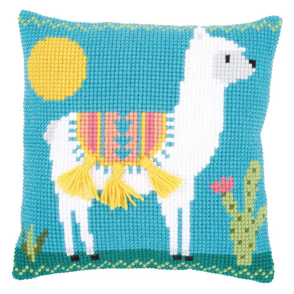 Llama CROSS Stitch Tapestry Kit, Vervaco PN-0173529