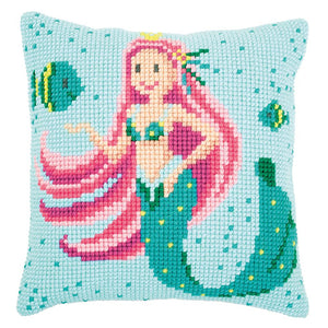 Mermaid CROSS Stitch Tapestry Kit, Vervaco PN-0171614